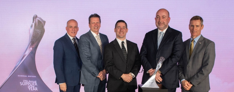 GHSP Recognized by General Motors as a 2018 Supplier of the Year Winner Featured Image